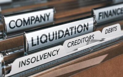 Coronavirus loans and company liquidation